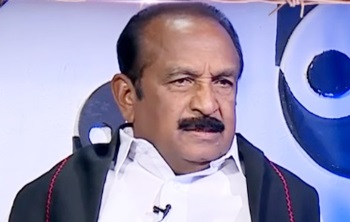 Interview with Vaiko 21-04-2016