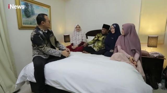 Anggota DPR Lora Fadil Bongkar Posisi Tidur 3 Istrinya di Satu Ranjang