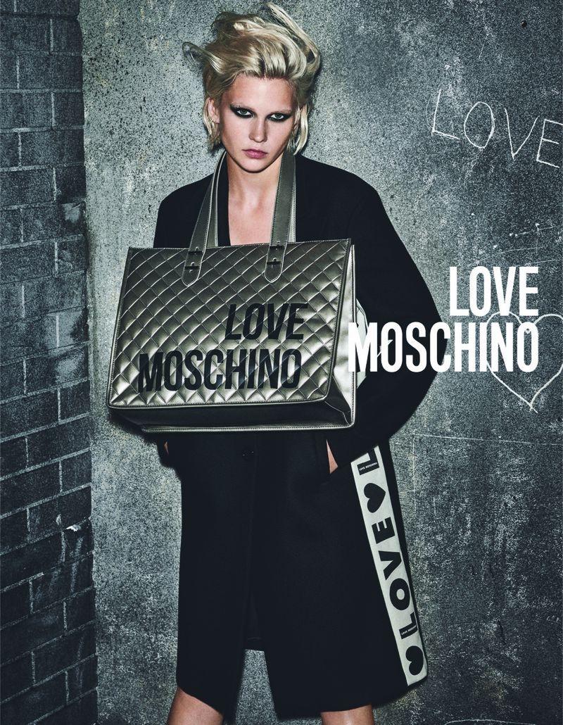 Love Moschino Fall/Winter 2019 Campaign