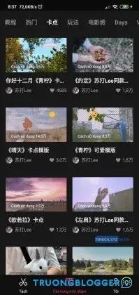 JianYing (Việt Hóa) - Ứng dụng chỉnh sửa video TikTok hot nhất Trung Quốc