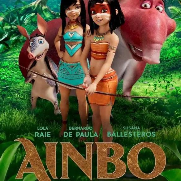 [Movie] Ainbo: Spirit of the Amazon (2021) #Arewapublisize