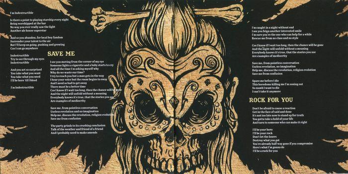 CHROME MOLLY - Hoodoo Voodoo (2017) booklet