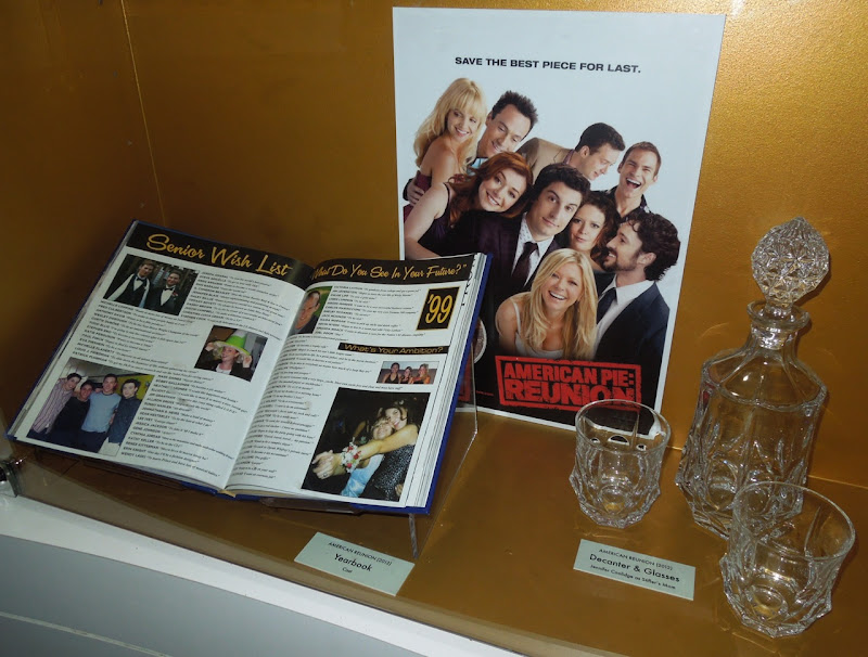 American Reunion movie props