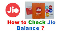 How to Check Jio Balance?