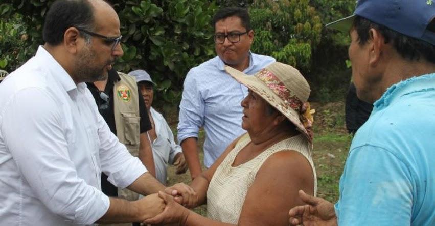 MINEDU reforzará infraestructura de 1,230 colegios en Lambayeque