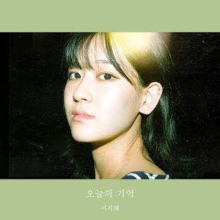 [Single] Lee Ji Hye - The Memory of Today Mp3 full zip rar 320kbps