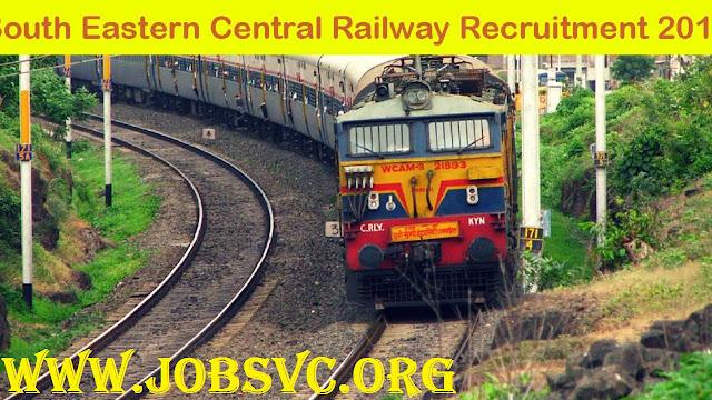 SECR Recruitment (2019) - 313 Vacancies for Trade Apprentice