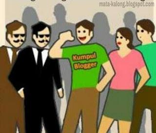 kumpul blogger cara mudah dapat uang dari blog