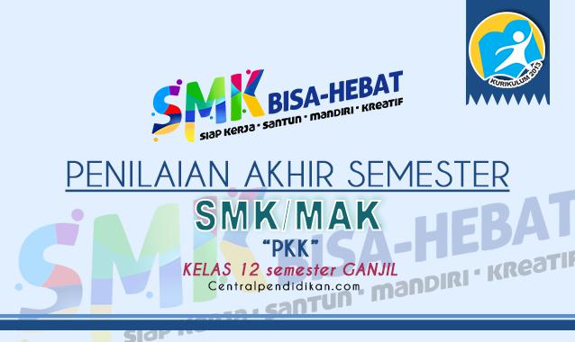 Contoh Soal PAS Produk Kreatif dan Kewirausahaan SMK Kelas 12 Th 2021