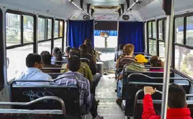 Pasaje, asientos, transportes