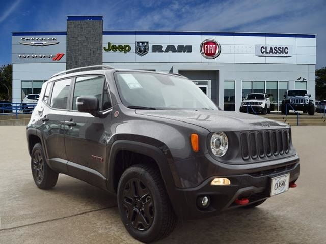 2018 Jeep Renegade Safety Rating