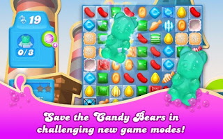 Candy Crush Soda Saga Apk v1.76.13 Mod (Unlimited Lives/Boosters)