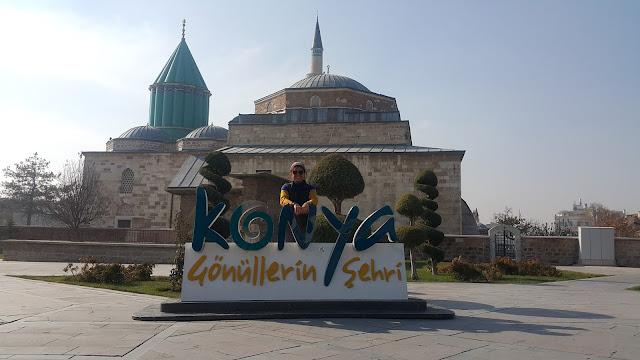 Gönüllerin Şehri Konya Mevlana