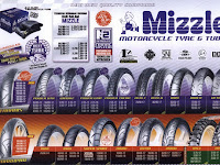 Daftar Harga Ban Motor Mizzle Terbaru