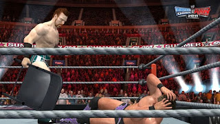 WWE SmackDown vs. Raw 2011 PPSSPP Cso Higly Compressed