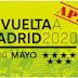 La Vuelta a Madrid, aplazada