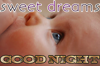 Good night baby picture, good night baby pic, good night cute baby image