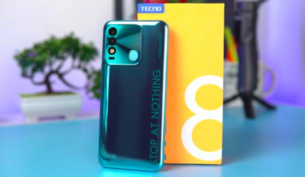 Tecno Spark 8 Review
