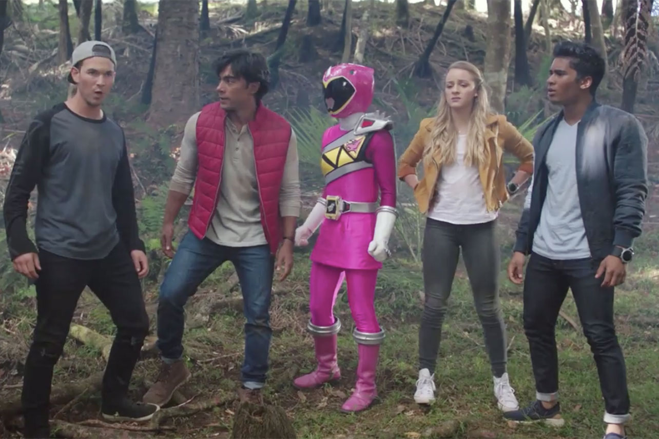 Nickelodeon to Premiere 'Power Rangers Beast Morphers' Team Up Episode 'Grid Connection' on Saturday, October 24, 2020