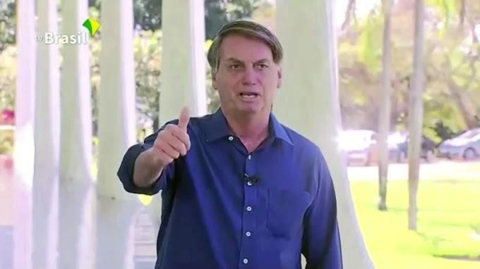 Bolsonaro diz estar 'muito bem' e deve fazer novo exame na terça