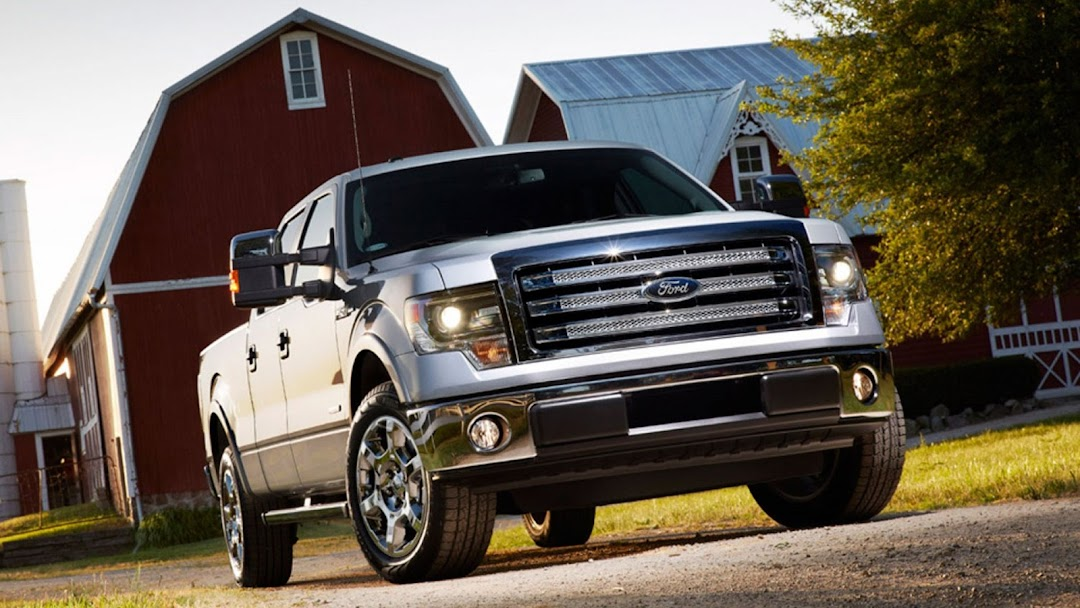 2013 Ford F 150 HD Wallpaper 3