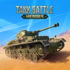 Tank Battle Heroes - VER. 1.17.6 Unlimited Gold MOD APK