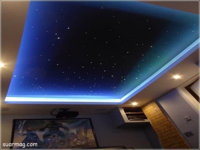 ديكورات اسقف جبس بسيطة 2020 5   Simple gypsum ceiling decor 2020 5