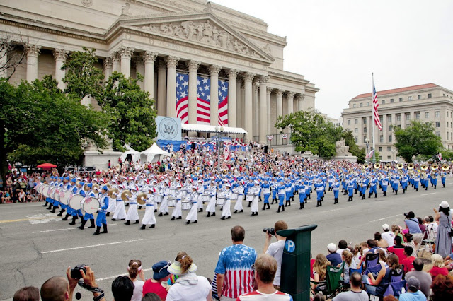 Festival, Flags, Parades, Celebration