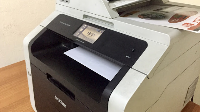 Brother MFC-9330CDW Printer Review