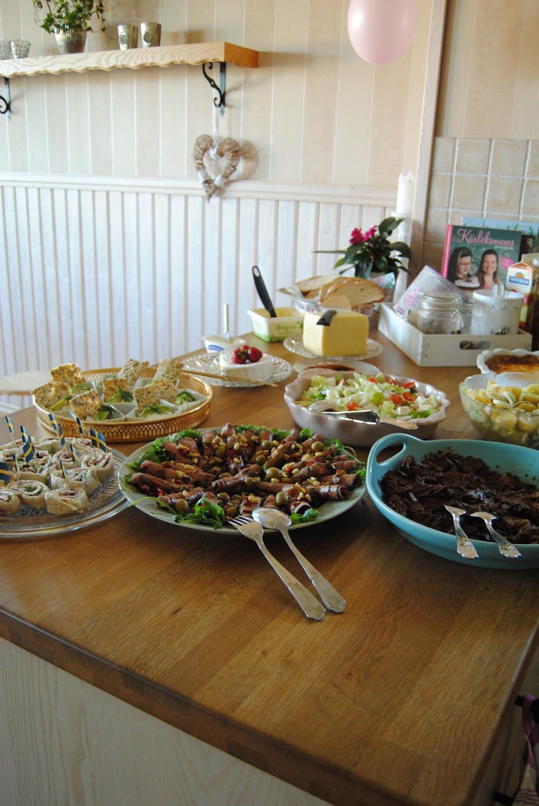 mat till 40 års kalas Love By Jannice Lindell: 40 års kalas mat till 40 års kalas