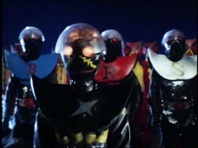 The Hakaider Squad