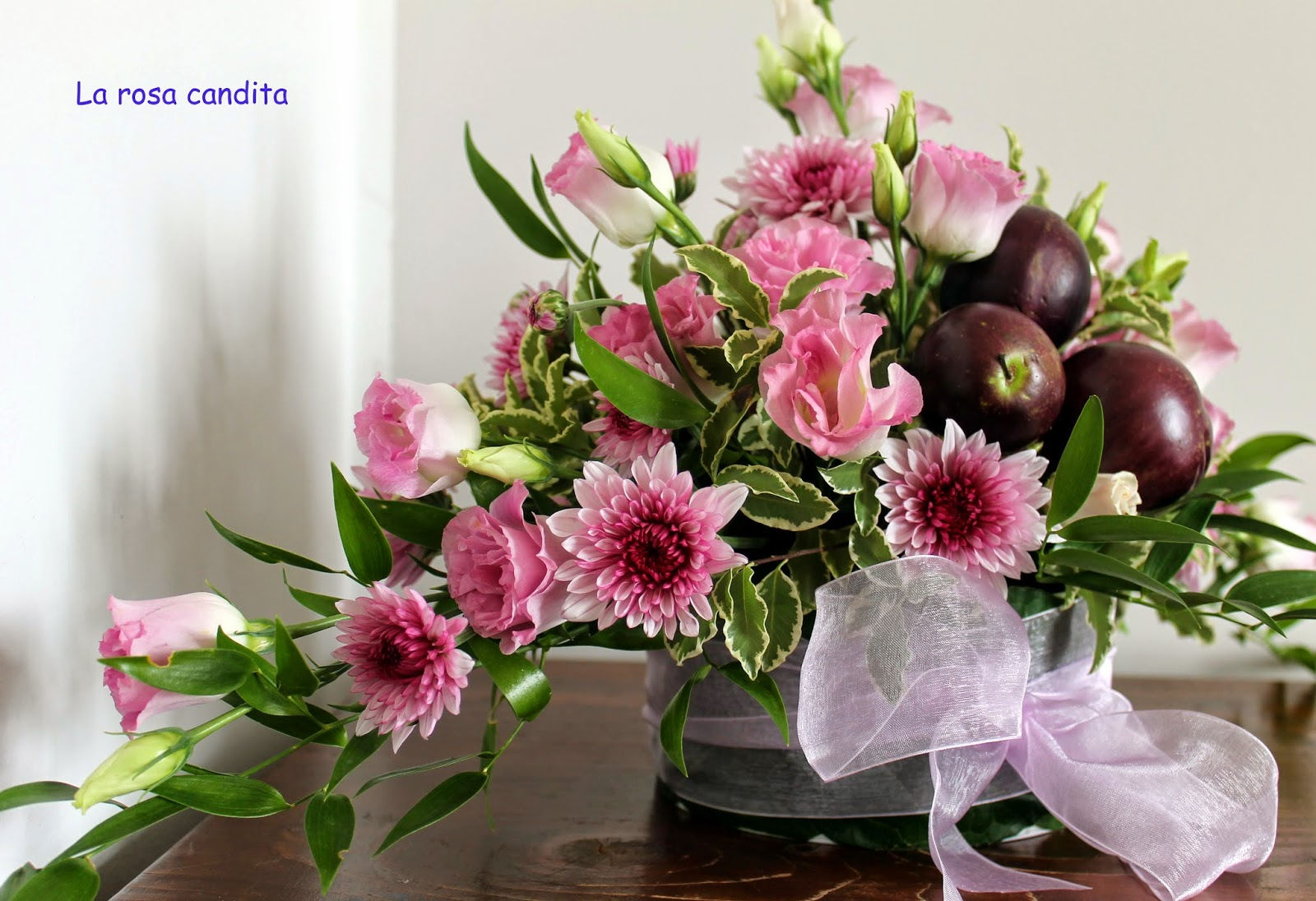 Famoso La rosa candita: Il compleanno di Benedetta JM56