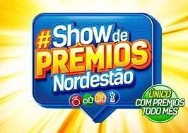 Show de Prêmios Nordestão Supermercados + de 1 Milhão Prêmios