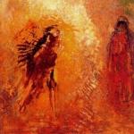 'Aparició (Odilon Redon)'