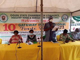 Ogun Set To Hold 10th Gateway International Trade Fair In April