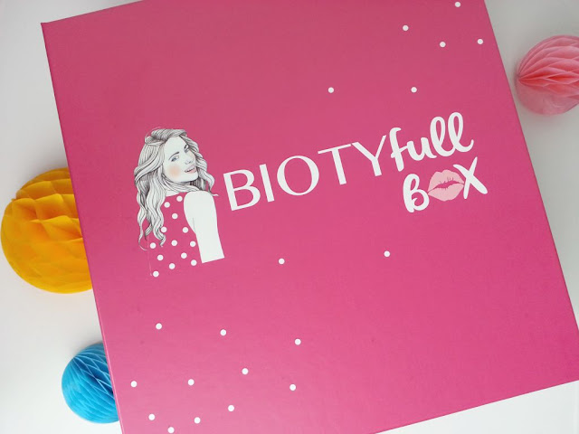 biotyfullbox box beauté bio