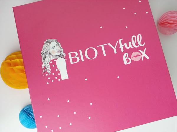 Biotyfull box : et la première box beauté bio fût !