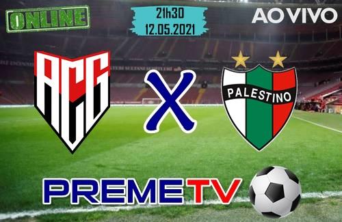 Atlético-GO x Palestino Ao Vivo