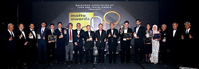 Winners of MATTA Awards 2019