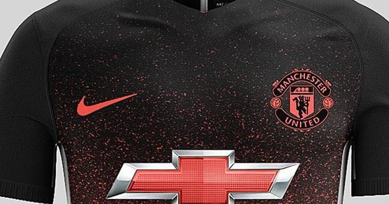 Manchester United Nike Third Kit Concept by
