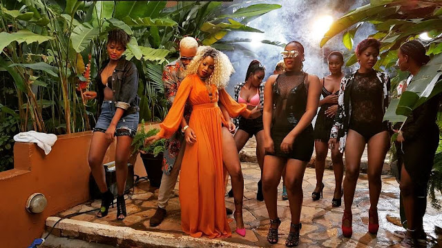 Sheebah Ft Eth - kunya Video
