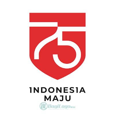 HUT Kemerdekaan RI ke-75 (2020) Logo Vector