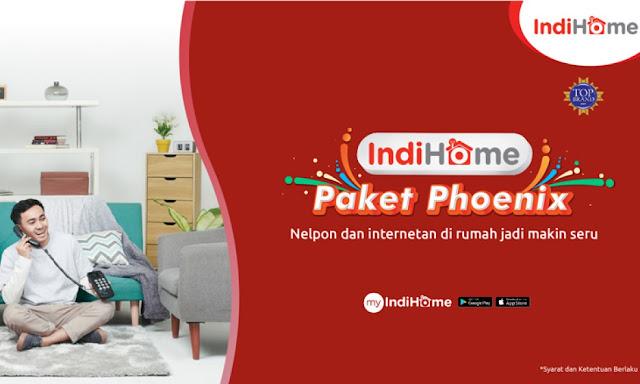 Paket Phoenix Internet IndiHome