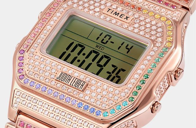 Timex X Judith Leiber,