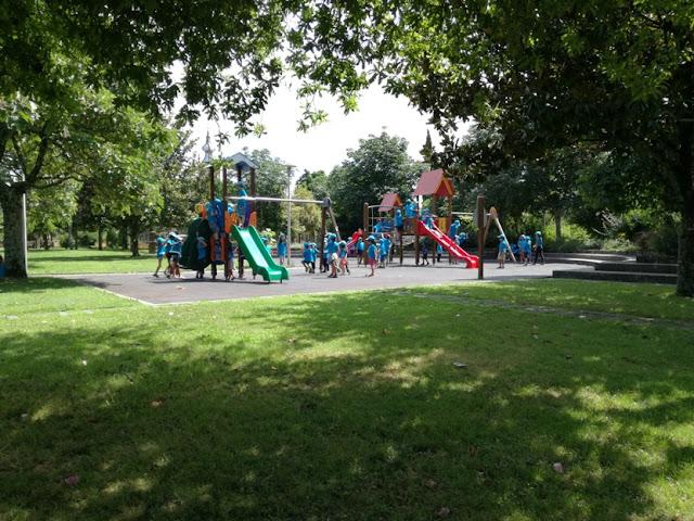 parque infantil do arnado