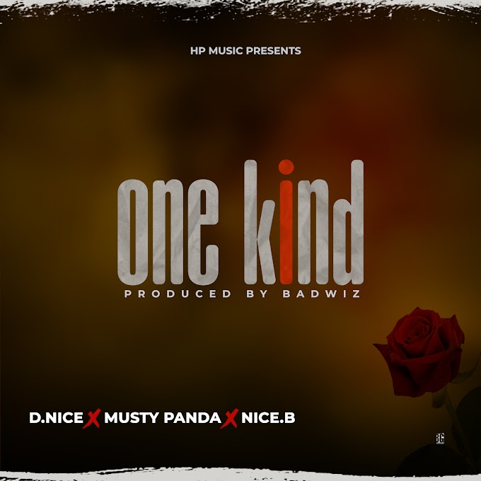 New Music:-D.Nice Musty Panda Nice.B-One Kind-(M&M by Badwiz)
