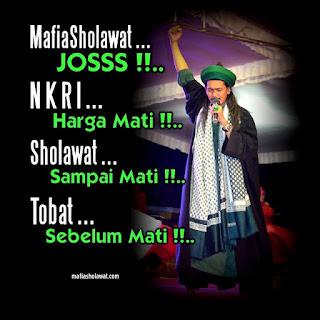 lirik mars mafia sholawat