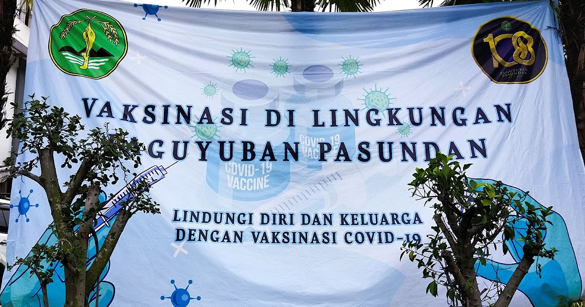 Vaksinasi Covid-19 di Universitas Pasundan