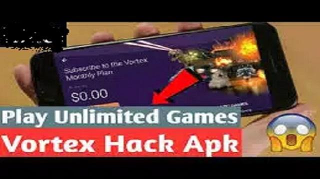 Cara Hack Vortex