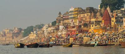 Varanashi Ghat,Uttar Pradesh